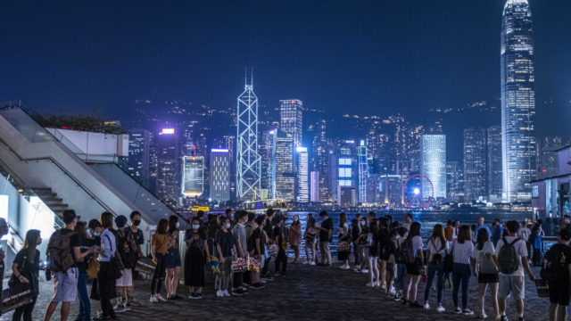 Is China signalling the end of Hong Kong? The four key questions