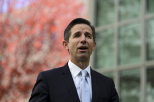 "Simon Birmingham said Australia has an ""incredibly strong case"" against China."
