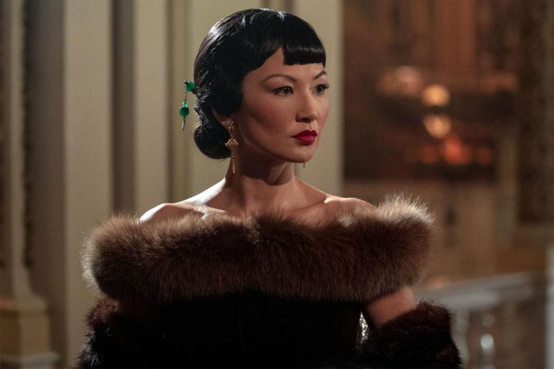 Michelle Krusiec as Anna May Wong