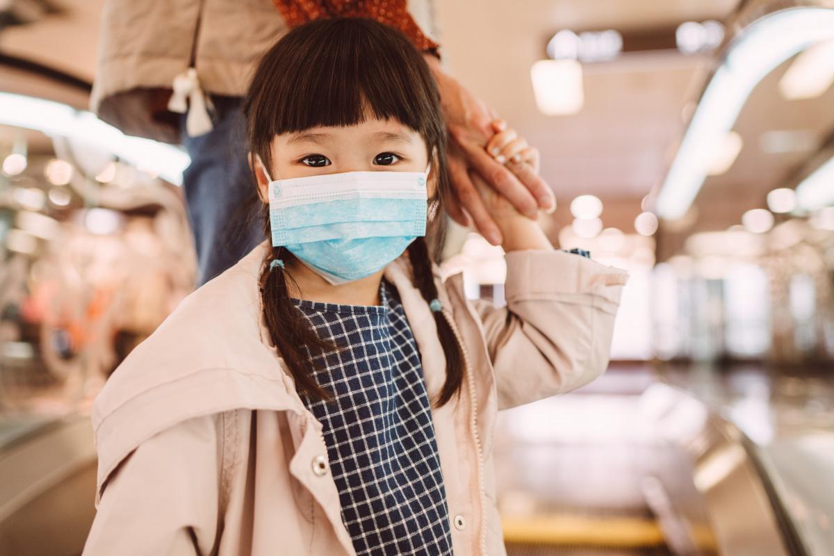 Child coronavirus