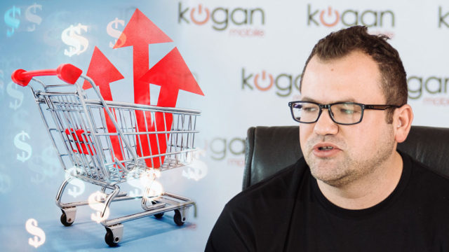 Kogan founder and CEO Ruslan Kogan is set to receive a massive bonus - if shareholders approve it.