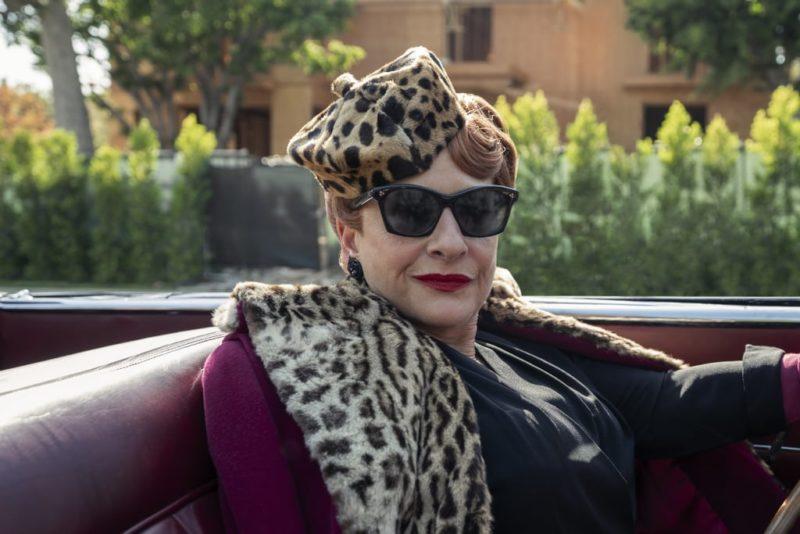 Patti LuPone as Avis Amberg.