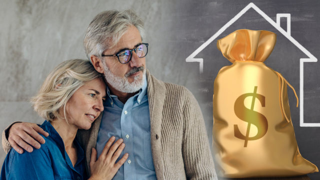 Reverse mortgages should only be considered as an