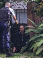 sydney man taser arrest