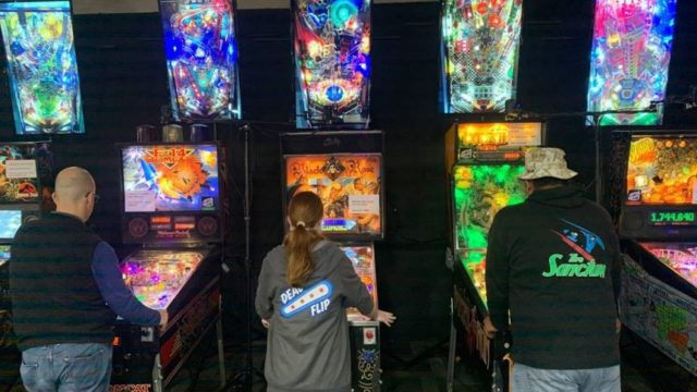 Pinball wizards of all ages drive interest in arcades and retro game machines