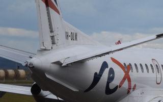 rex qantas regional air