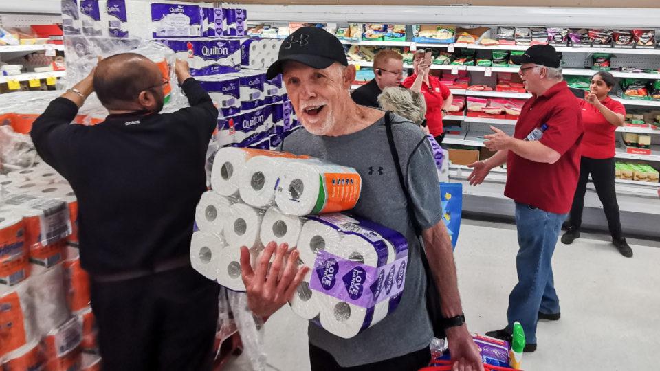 toilet paper limits australia