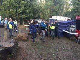 william callaghan rescue