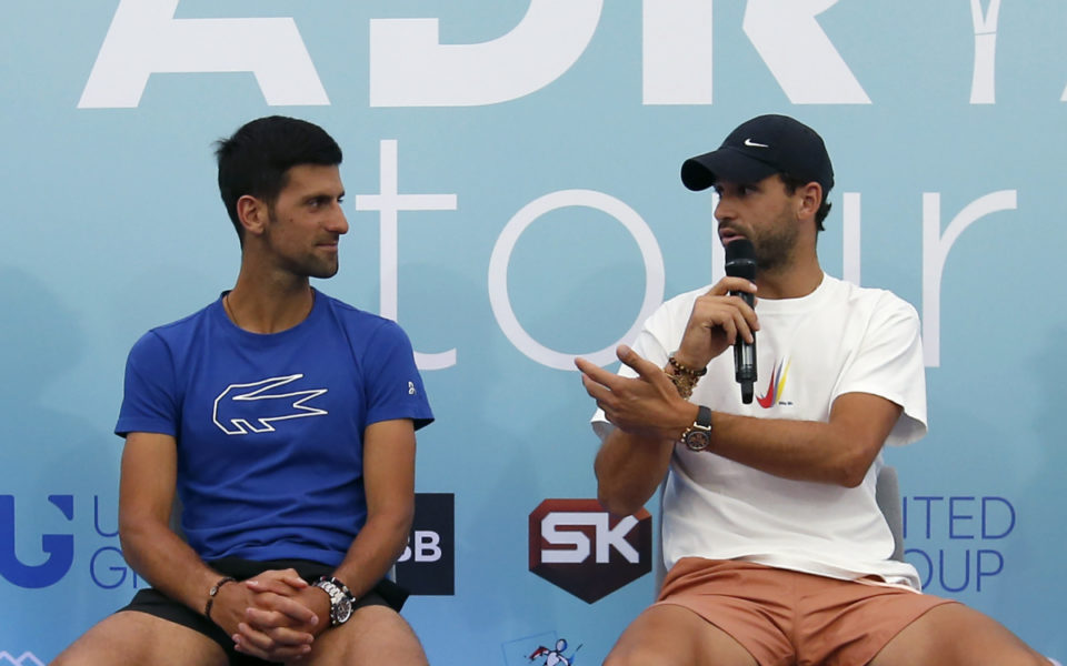 Tennis Kyrgios Taunts Djokovic Over Failure Of Leadership