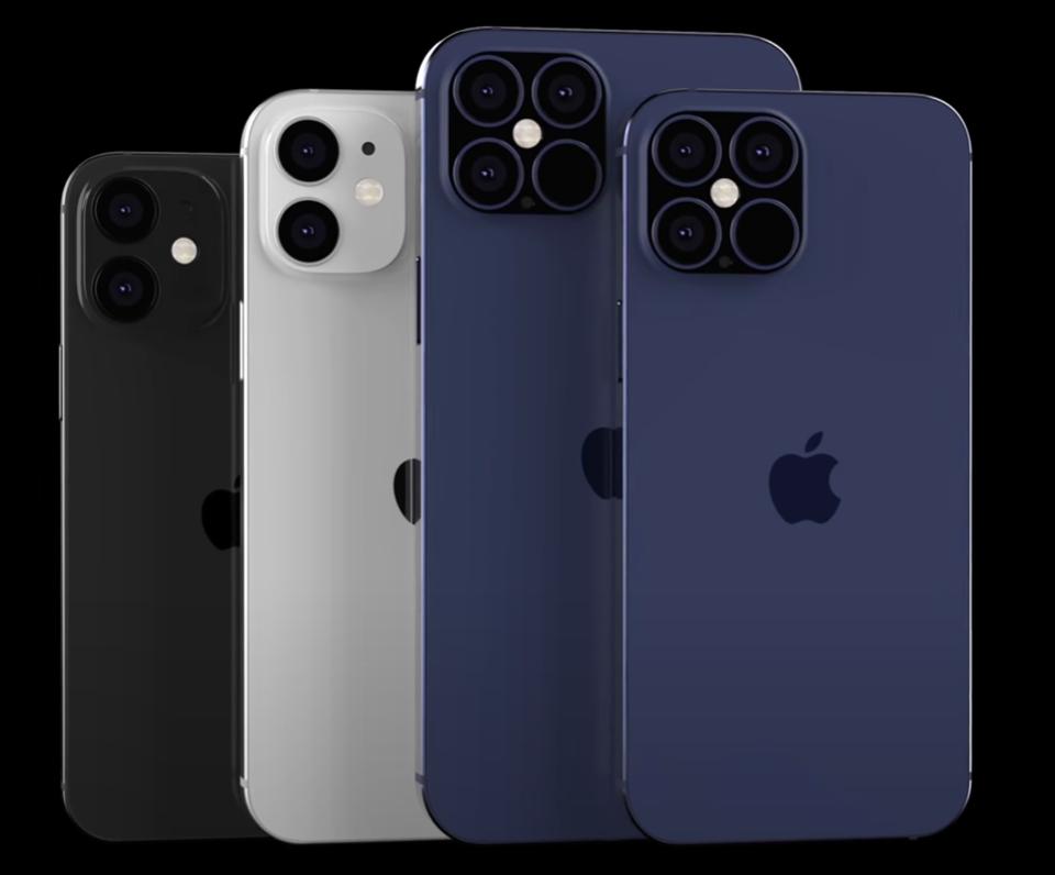 iPhone 12 leaks reveal the return of a retro design favourite