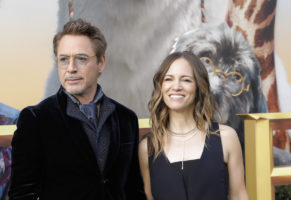 Robert Downey Jr Susan Levin