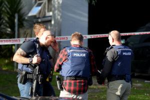 nz police shooting