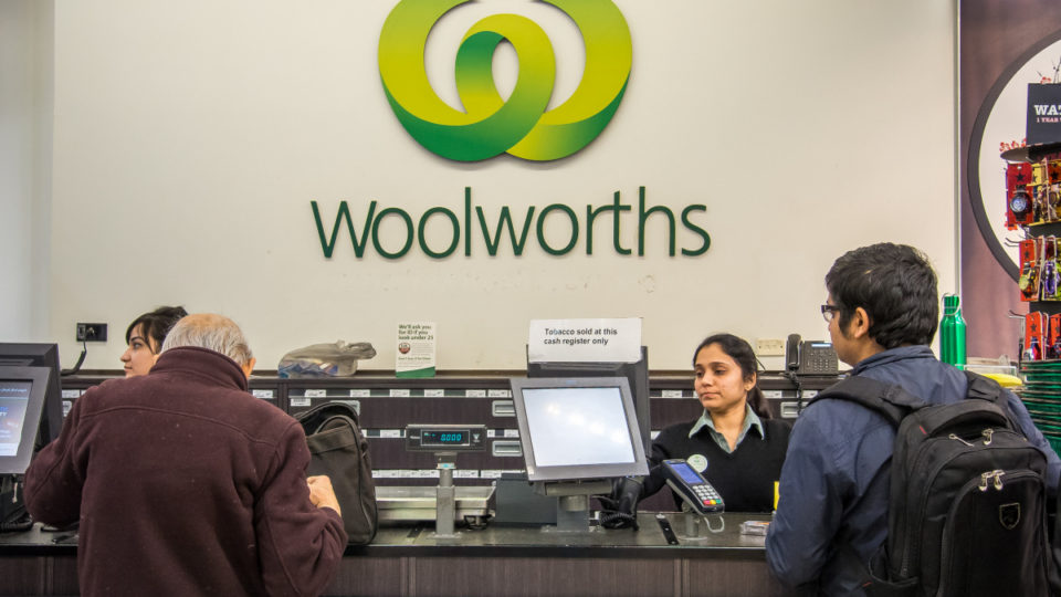 woolworths wages