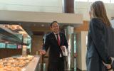 Qantas lounges re-open