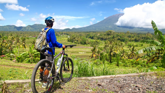 Bali's economy has been decimated by the coronavirus crunch on tourism.