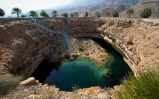 exotic swimming spots
