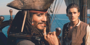 Johnny Depp Orlando Bloom