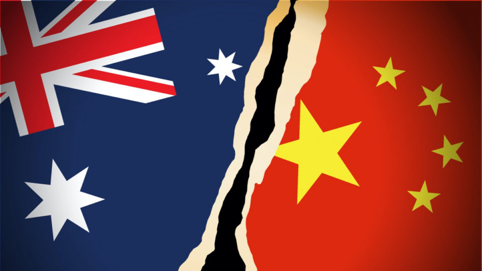 China is a small contributor to Australia's foreign investment pool.