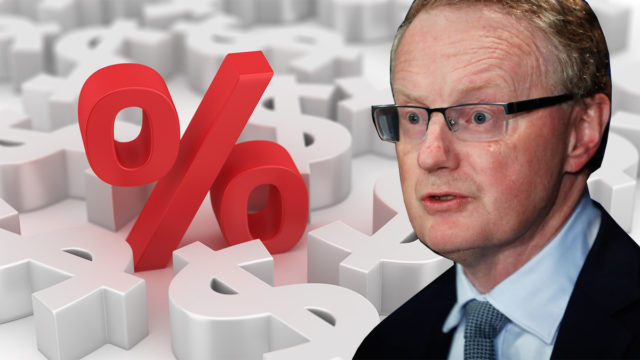 RBA governor Philip Lowe's latest inter rate move is imminent.