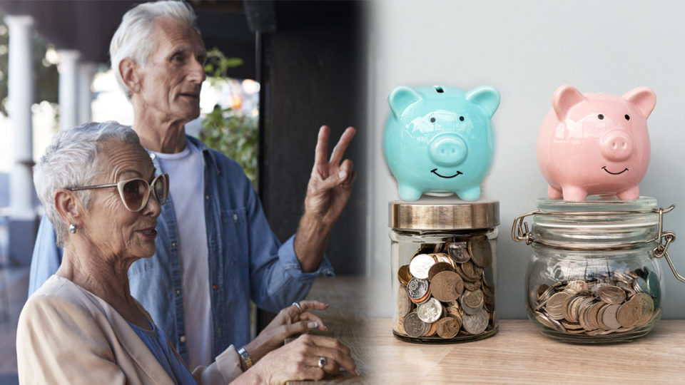 Retirees are having to be unnecessarily frugal.