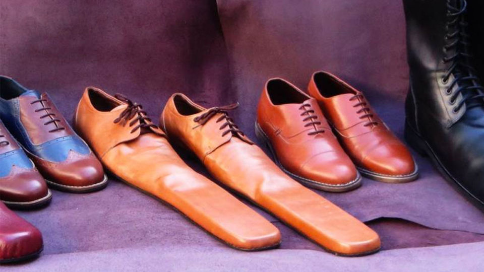 Serious about social distancing? Try these, goody-two shoes