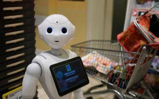 Supermarket robots