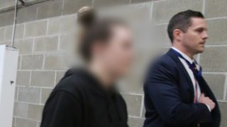 monica young sex charges