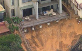 central coast erosion houses