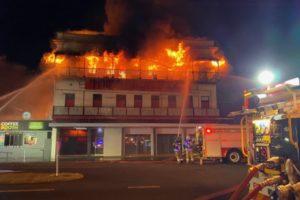 bundaberg hostel fire
