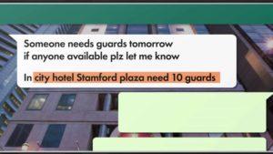 melbourne hotel quarantine virus