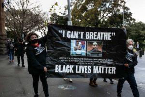 sydney blm march