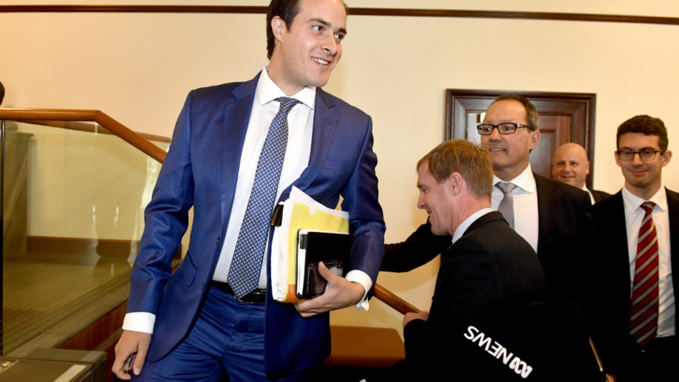 south australia cabinet shuffle