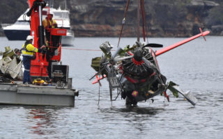 hawkesbury river crash report