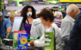 woolworths masks virus