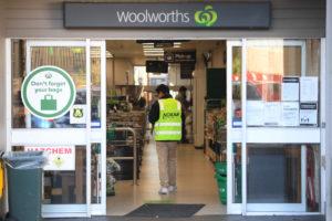 balmain woolworths virus