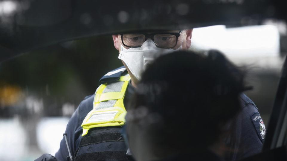 police health victoria covid
