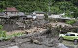 japan floods dead 2020