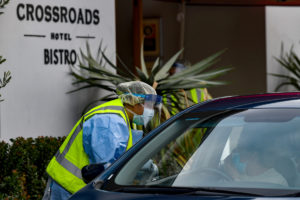 crossroads hotel virus