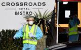 crossroads hotel patient zero
