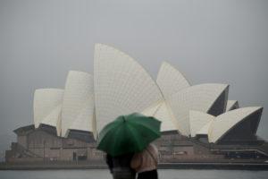 sydney rain south coast