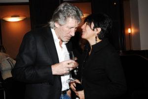 Roger Waters Ghislaine Maxwell