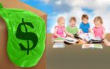 Free childcare drove down June quarter CPI.