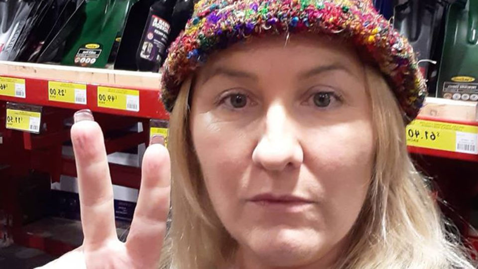 lizzie rose mask bunnings