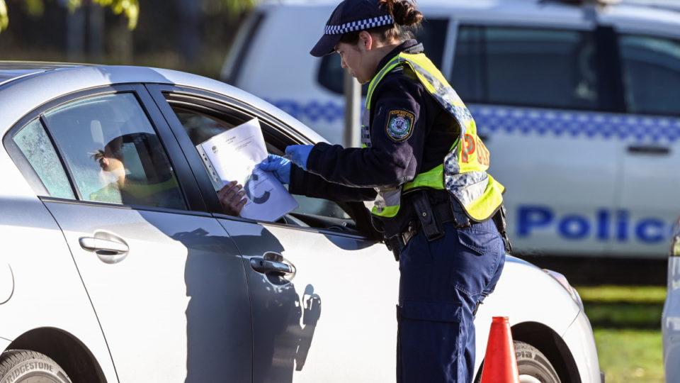 victoria nsw border permit