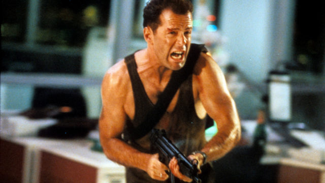 Die Hard is one of the most rewatched movies of all time