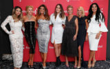 Venus Behbahani-Clark, Gamble Breaux, Gina Liano, Lydia Schiavello, Sally Bloomfield, Jackie Gillies and Janet Roach