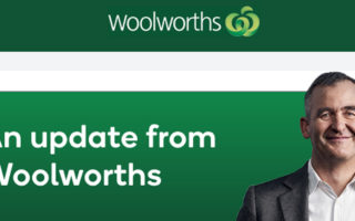 woolworths email spam fine
