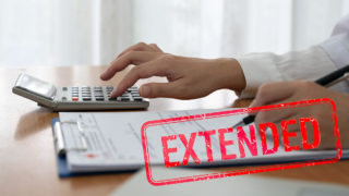 Banks will grant four month extensions on some deferred mortgages.