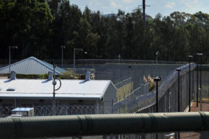 jail stabbing Sydney