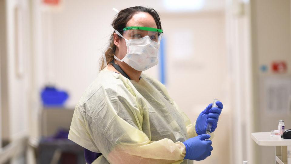 nurses virus melbourne